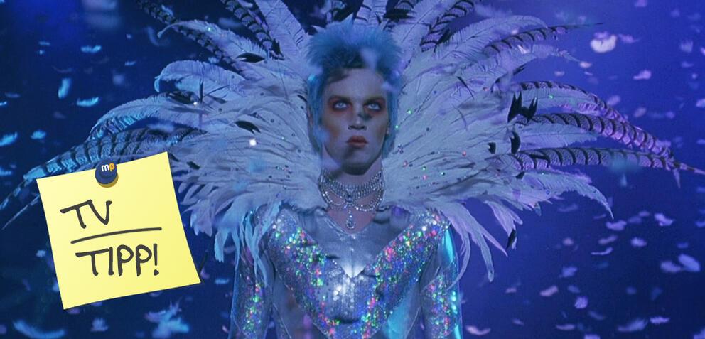 Velvet Goldmine mitJonathan Rhys Meyers