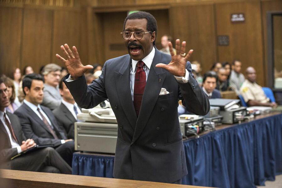 American Crime Story, American Crime Story Staffel 1 mit Courtney B. Vance