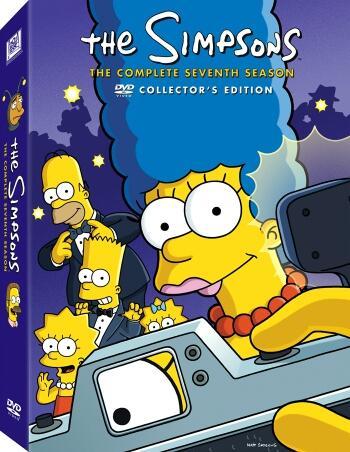 Die Simpsons - Staffel 7