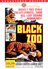 Black Zoo - Poster