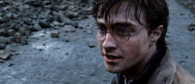 Radcliffe im letzten Yates-Film Harry Potter 7.2