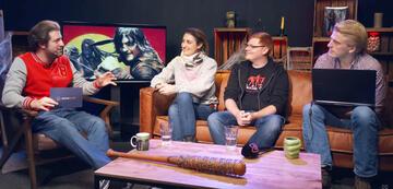 Moviepilot live: The Walking Dead mit Yves, Andrea, Max und Sebastian