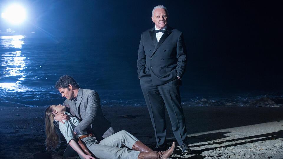 Westworld, Westworld Staffel 1 mit Anthony Hopkins und Evan Rachel Wood