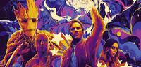 Bild zu:  Das schicke Mondo-Cover von Guardians of the Galaxy
