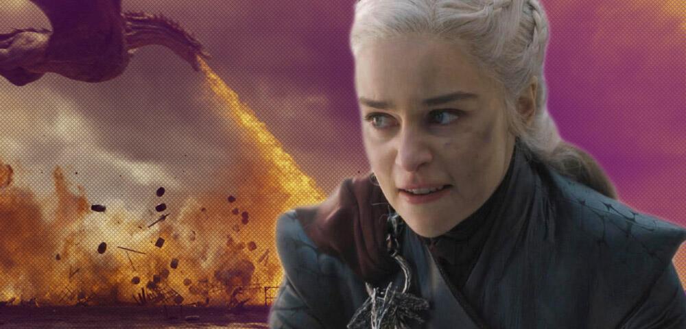 Game of Thrones-Finale: Für die unfassbare Zerstörung gibt es jetzt die logische Erklärung