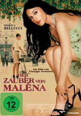 Der Zauber von Malèna - Poster