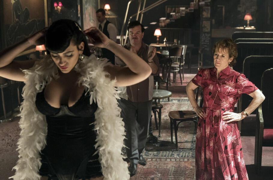 Kommissar Maigret: Die Tänzerin und die Gräfin mit Lorraine Ashbourne