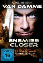 Enemies Closer - Bad Country Poster