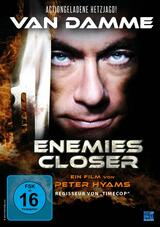 Enemies Closer - Bad Country - Poster