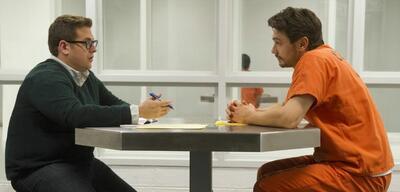 Jonah Hill & James Franco in True Story