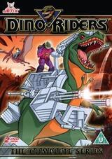 Dino-Riders - Poster