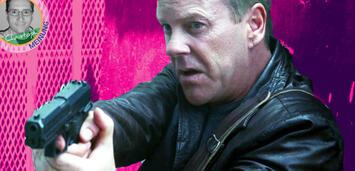 Bild zu:  Keiefer Sutherland als Jack Bauer in 24