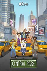 Central Park - Staffel 2 - Poster