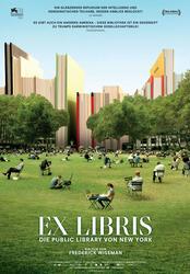 Ex Libris - Die Public Library von New York Poster
