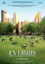 Ex Libris - Die Public Library von New York - Poster