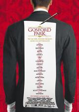 Gosford Park - Poster