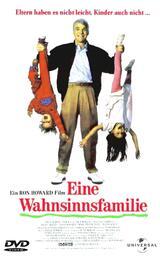 Eine Wahnsinnsfamilie - Poster