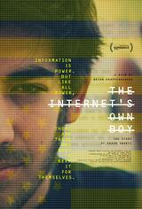 The Internet's Own Boy: The Story of Aaron Swartz - Poster