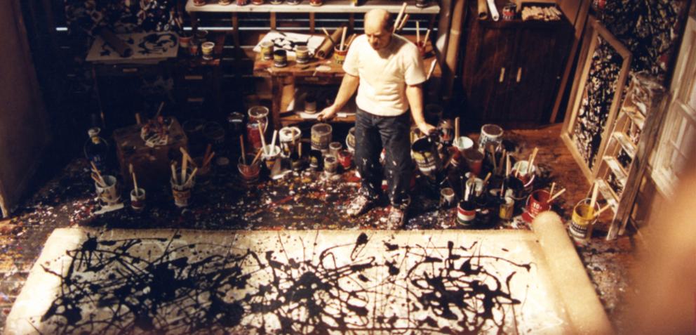 Ed Harris als Pollock