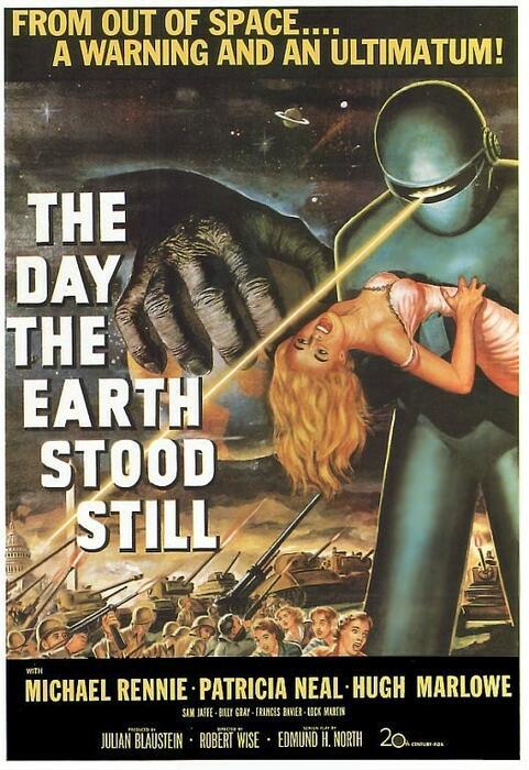 Der Tag An Dem Die Erde Stillstand Film