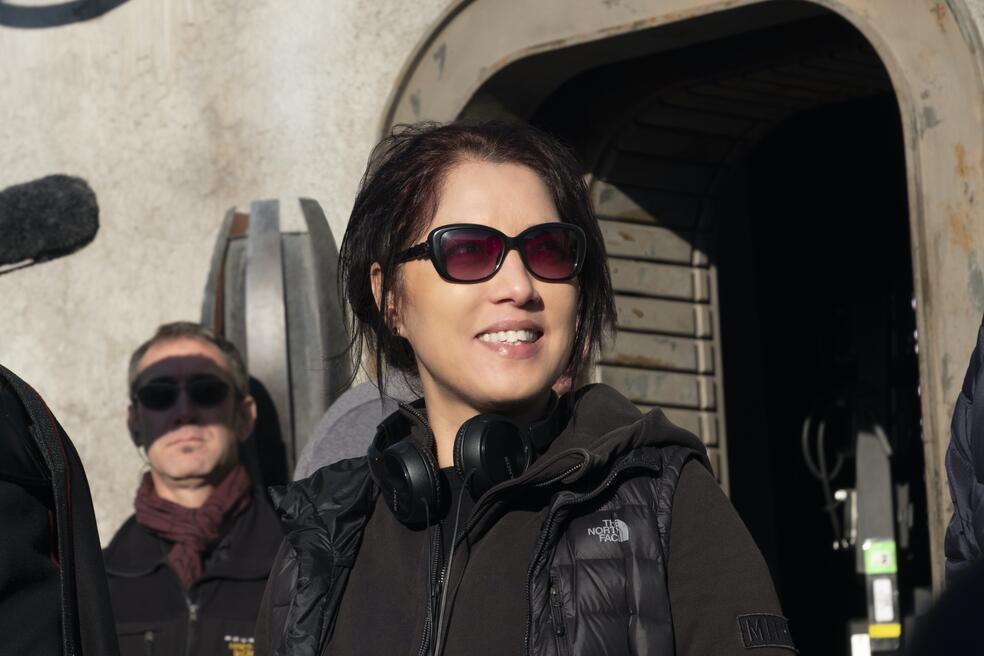 Disney Galerie: The Mandalorian, Disney Galerie: The Mandalorian - Staffel 1, Disney Galerie: The Mandalorian - Staffel 1 Episode 1 mit Deborah Chow