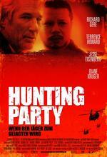 The Hunting Party - Wenn der Jäger zum Gejagten wird Poster