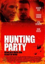 The Hunting Party - Wenn der Jäger zum Gejagten wird - Poster