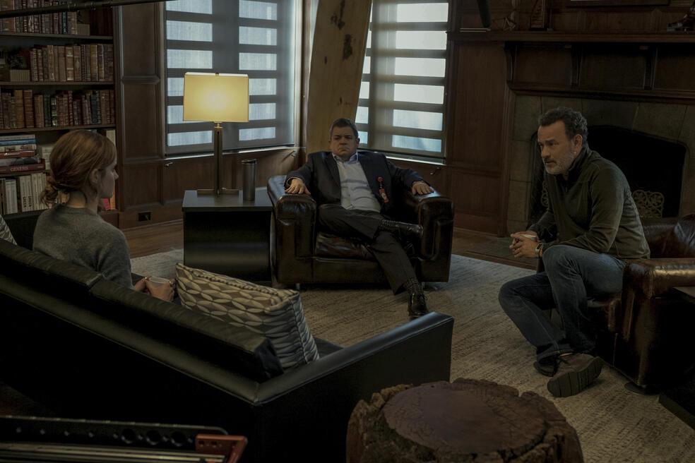 The Circle mit Tom Hanks, Emma Watson und Patton Oswalt