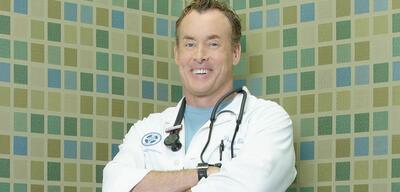 John C. McGinley als Dr. Cox in Scrubs