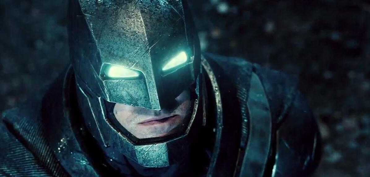 Ben Affleck ist in Batman vs Superman gar nicht Bruce Wayne?
