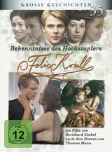 Bekenntnisse des Hochstaplers Felix Krull - Poster