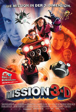 Mission 3D Poster