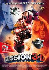 Mission 3D - Poster