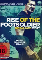 Rise of the Footsoldier: Die Pat Tate Story Poster