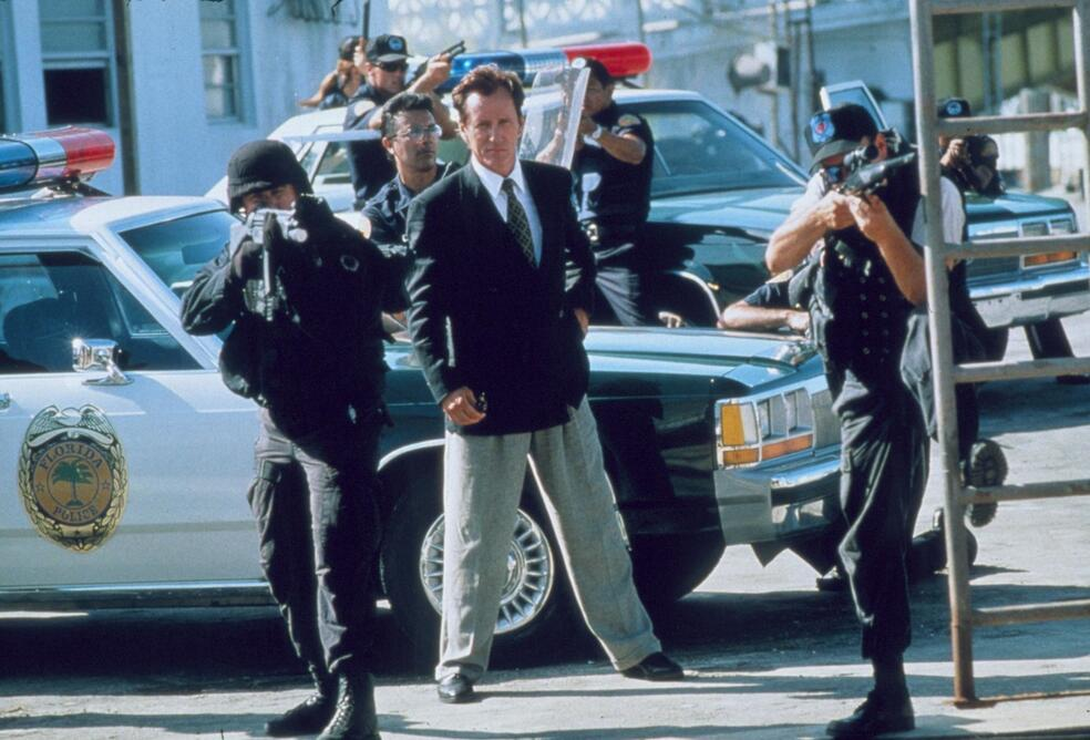 The Specialist mit Sylvester Stallone