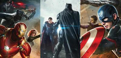 Alle Superheldenfilme 2016 im moviepilot-Ranking