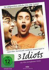 3 Idiots - Poster
