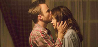 The Path: Aaron Paul, Michelle Monoghan