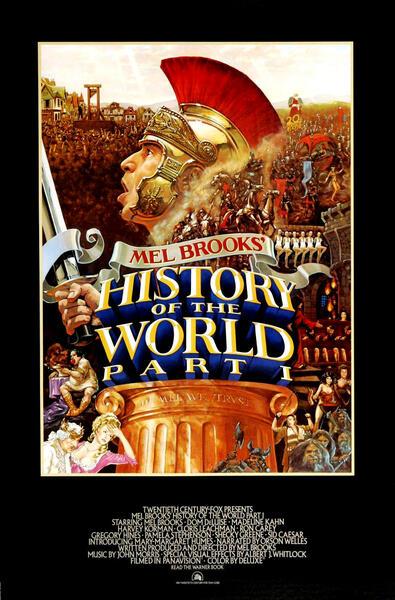 Mel Brooks – Die Verrückte Geschichte Der Welt Stream