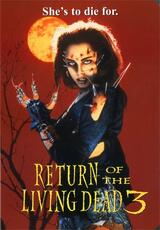 Return of the Living Dead III - Poster