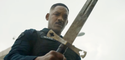 Bright mit Will Smith