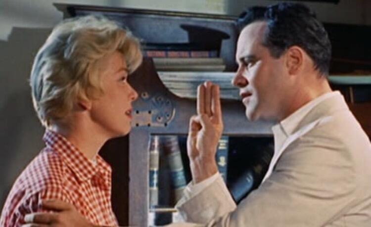 Mit mir nicht, meine Herren mit Jack Lemmon und Doris Day
