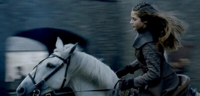 Game of Thrones: Lyanna Stark in der Episode Home