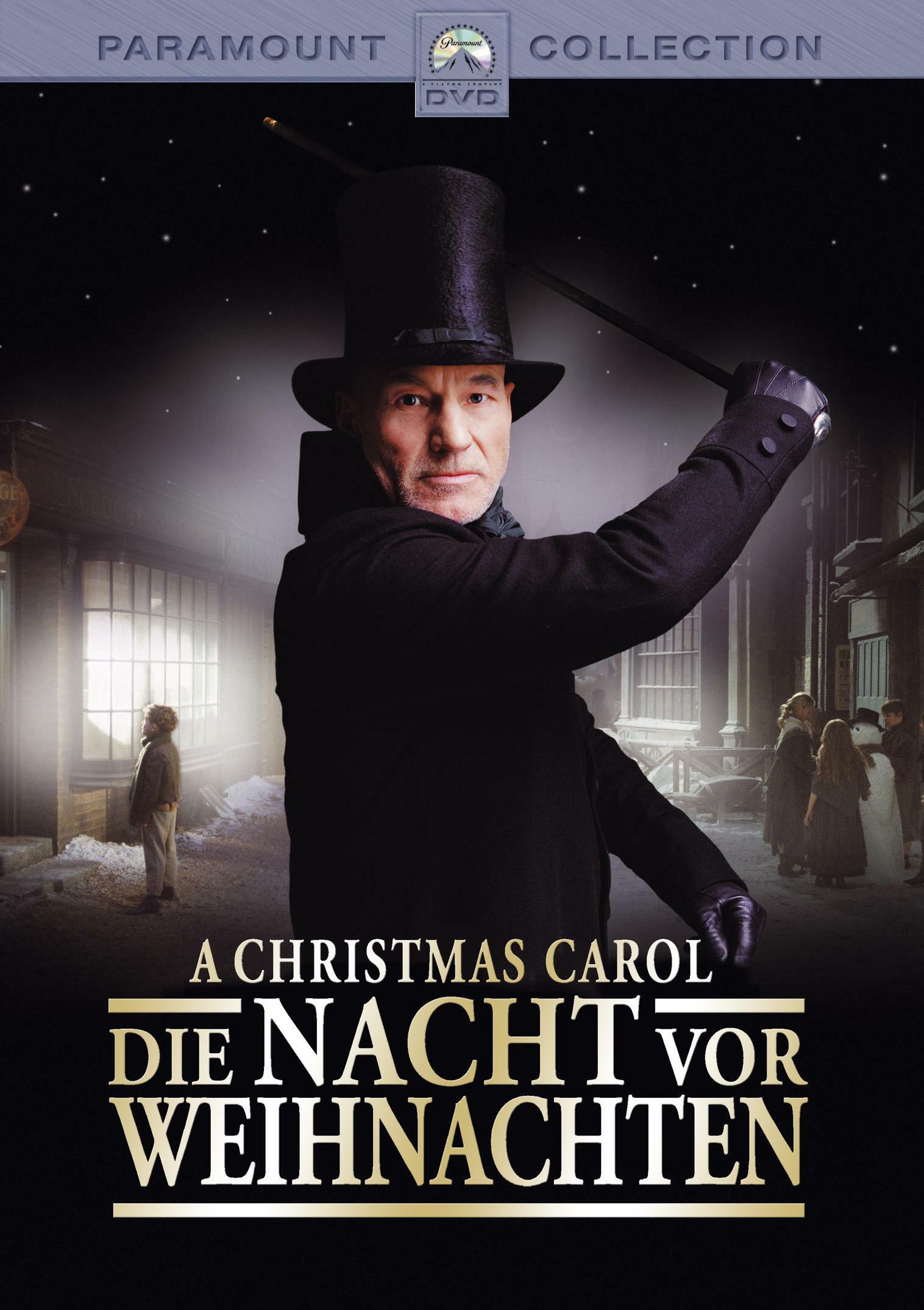 A Christmas Carol - Die Nacht vor Weihnachten   Film 1999 ...