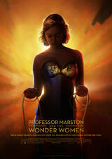 Professor Marston & The Wonder Women - Poster