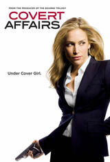 Covert Affairs - Poster