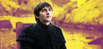 Bild zu:  Isaac Hempstead Wright als Bran Stark in Game of Thrones