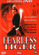Bloodbrother III - Fearless Tiger - Poster