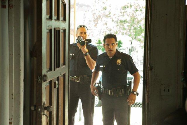 End of Watch mit Michael Peña