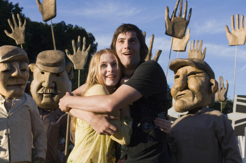 Across the Universe mit Evan Rachel Wood und Jim Sturgess